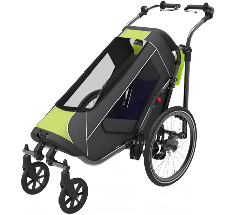 Jogalong Walking Stroller - Front