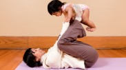 Yoga for Moms, Babies, and Toddlers