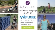 Investing in JogAlong is LIVE on Wefunder